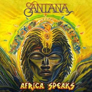 AFRICA SPEAKS - SANTANA [Vinyl album]